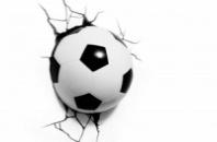 3D-светильник Deco Light Футбольный мяч