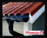 Металлический водосток Plannja