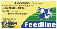Финиш 12% для свиней ( 60-115 кг) ПРЕМИУМ линия Фидлайн