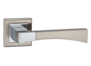 Ручка дверная MVM Z-1257 SN/CP *TIA*