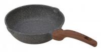 Сковорода-сотейник Fissman Dakjjim Ø24см с антипригарным покрытием Ilag Granistone