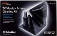 ColorWay Premium набір для чистки TV-пенелей активною піною CW-9116
