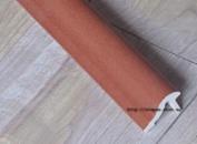 Капиносы на ступени из плитки Cotto Classico Rosso