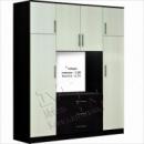 Шкаф «4ДЯТВ» серии Модерн (фасад ДСП)
