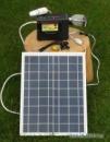 Солнечная туристическая электростанция S-20