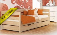 Кровать детская с 2-ящиками «Артемон»