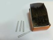 Шпильки для волос American Line 65мм (золото)