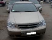 29.10.11 Chevrolet Lacetti - Реснички
