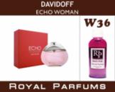 Духи Royal Parfums (рояль парфумс) 100 мл Davidof «Echo Woman»