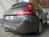 Тягово-сцепное устройство (фаркоп) Peugeot 308 (universal) (2008-2014)