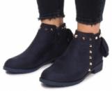 Ботинки женские Knuth