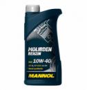 Масло моторное п/синтетика MANNOL Molibden benzin 10W-40 1L SL/CF