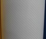 4D карбон лак белый