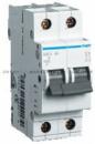 Автоматический выключатель 1P+N 6kA B-63A 2M
