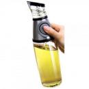 Бутылка стекло для масла с мерной чашечкой R16386-1 500мл Прозрачный (gr_006124)