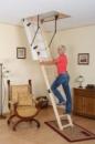 Лестница чердачная Oman Termo Long