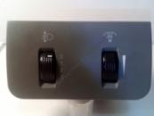 Блок корректора фар и подсветки панели Шевроле Авео Т200
