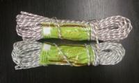 Шнур бытовой плетеный (диаметр 3.5мм. длина 20м.)