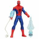 Marvel Spider-Man. Электронная фигура Человека-паука с оружием.