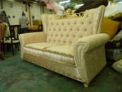 Перетяжка диванов, перетяжка диванных подушек, перетяжка мебели Киев