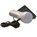 LED лампа на солнечной батарее GD-652