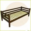 Детская кровать Л117 односпальная