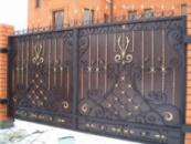 Ворота кованые Луцк
