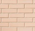 Кирпич керамический облицовочный Кремовый (Б0) 250х120х65мм