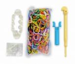 Набор для детского творчества Monster tail в стиле Rainbow loom без коробки
