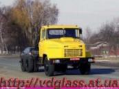 Лобовое стекло для грузовиков КРАЗ 214