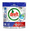 Dreft Platinum 90шт. капсулы для посудомоечной машины