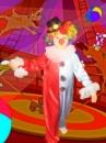 Клоун - детский карнавальный костюм на прокат
