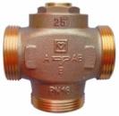 Трехходовой клапан Herz Teplomix DN 25 1* 55°С (1776613) антиконденсатный