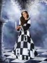 Шахматная Королева - подростковый карнавальный костюм на прокат