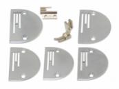 Набір голкових пластин «M» для швейних машин