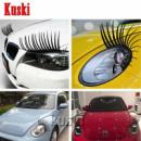 3D ресницы для автомобиля