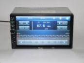 2Din Pioneer 7018 7 дюймов Экран Магнитола USB+Bluetoth+Камера