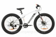 Велосипед AL 26« Formula PALADIN DD 2020 (бело-серый с оранжевым (м))