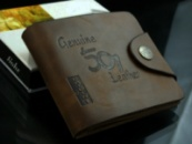 Мужской кошелек портмоне Bailini 501