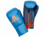 Профессиональные боксерские перчатки adidas Glory ADIBCM06, синие