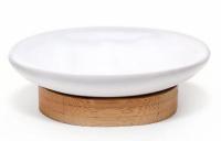 Мыльница-блюдце Ceram-Bamboo 13.7х10.2см