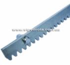 Зубчатая рейка стальная 8 мм.