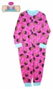 Пижамы сдельные слипы, человечки розовые, «Доктор Плюшева» («Doc McStuffins»), бренд «Disney»