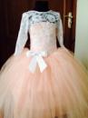 Нарядное детское платье ПЗ-03