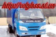 Лобовое стекло для грузовиков Foton BJ 1046