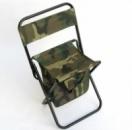 Раскладной стул - сумка со спинкой Камуфляж