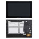 Дисплейный модуль для планшета 10,1 Lenovo IdeaTab S6000, дисплей с тачскрином