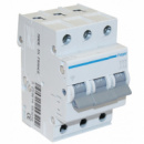 Автоматический выключатель Hager 3P 6kA C-0.5A 3M