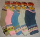 3003 Детские носки махровые для девочки 1-3 года