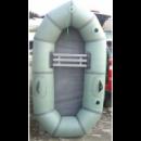 Резиновая лодка Лисичанка «Байкал» с увеличенным баллоном